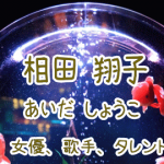 相田翔子の名言